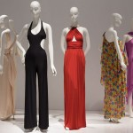 A FIT EXHIBITIONS: YVES SAINT LAURENT, HALSTON & MADAME ALIX GRES